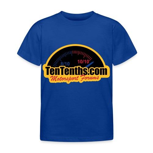 3Colour_Logo - Kids' T-Shirt