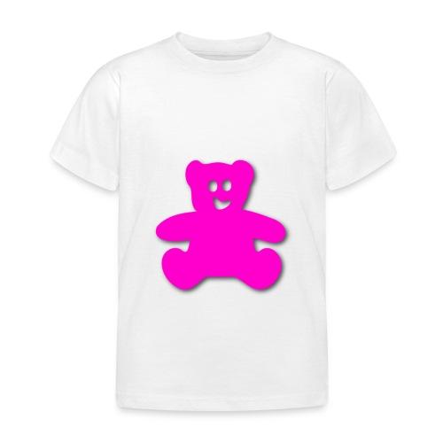 teddy bär - Kinder T-Shirt