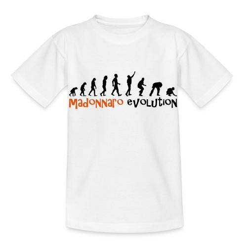 madonnaro evolution original - Kids' T-Shirt