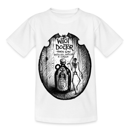 WitchDoctor png - Kids' T-Shirt
