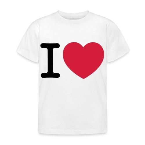 tekening - Kinderen T-shirt