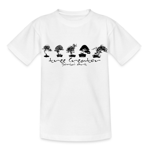 tree creator bonsa art horizon - T-shirt Enfant