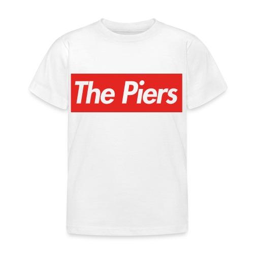 The Piers Minimalistic Logo - Kids' T-Shirt