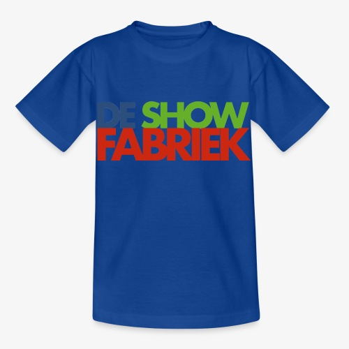 De Showfabriek - Kinderen T-shirt