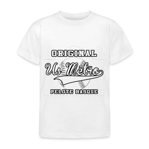 origiinalUSMETRO2 png - T-shirt Enfant