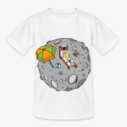To the Moon - T-shirt Enfant