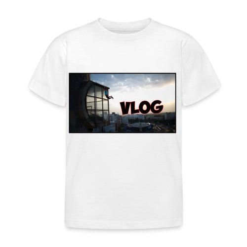 Vlog - Kids' T-Shirt