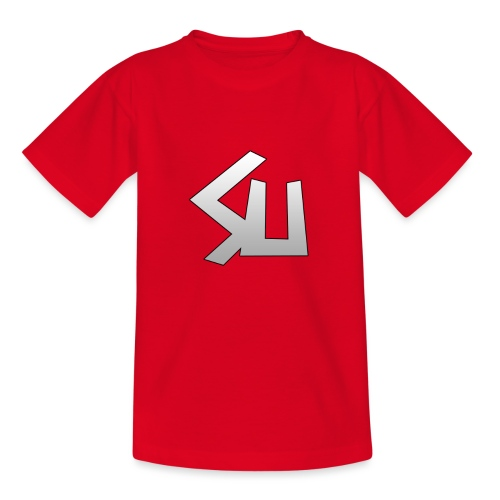 Plain SU logo - Kids' T-Shirt