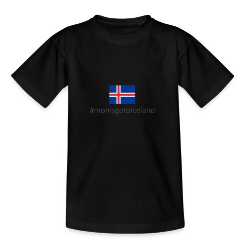 Iceland - Kids' T-Shirt