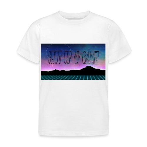 Shut up-N- Game - Kids' T-Shirt