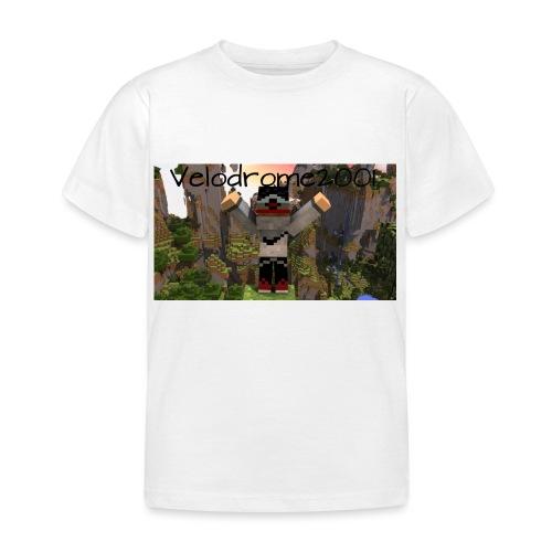 Velodrome2001 Tröja! - T-shirt barn
