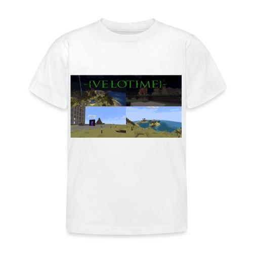 Velotime! - T-shirt barn
