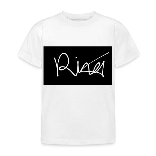 Autogramm - Kinder T-Shirt