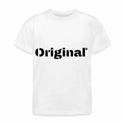 Original, by 4everDanu - Kinder T-Shirt