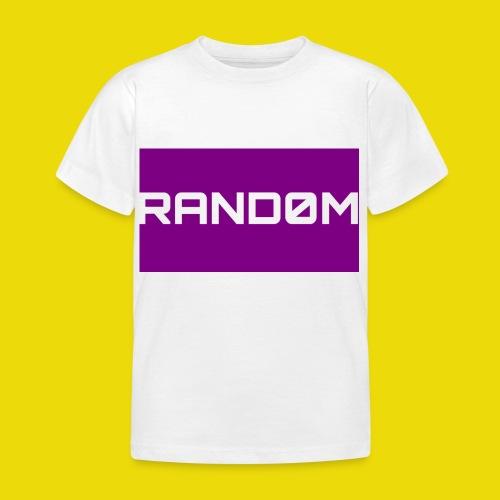 Random Logo - Kids' T-Shirt
