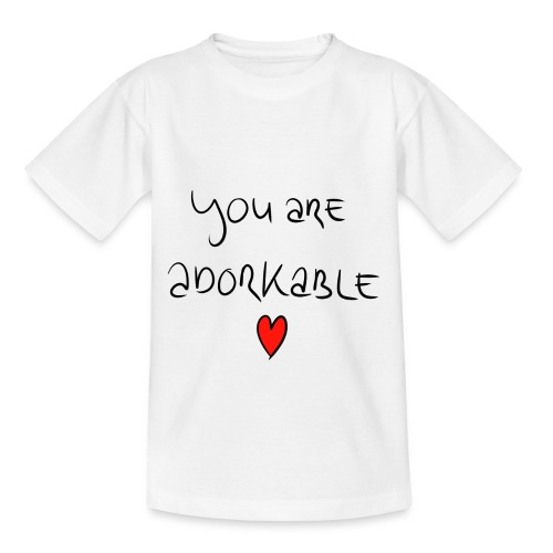 adorkable - Kids' T-Shirt