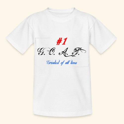 Greatest of all time - Kinder T-Shirt