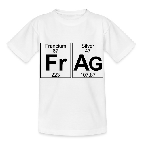 Fr-Ag (frag) - Full - Kids' T-Shirt