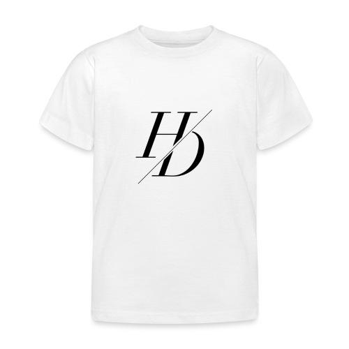 H&D Logo - Kinder T-Shirt