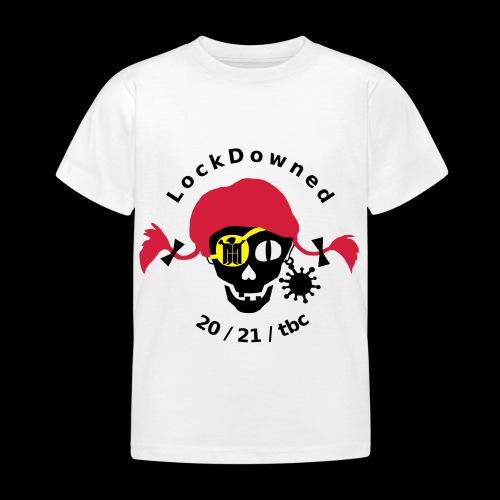 LockDowned - Kinder T-Shirt