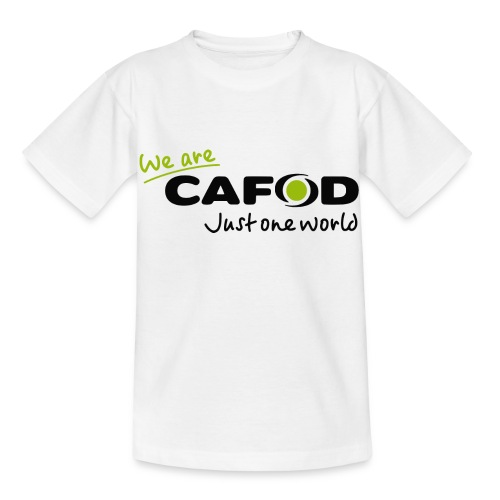 We are CAFOD - Kids' T-Shirt
