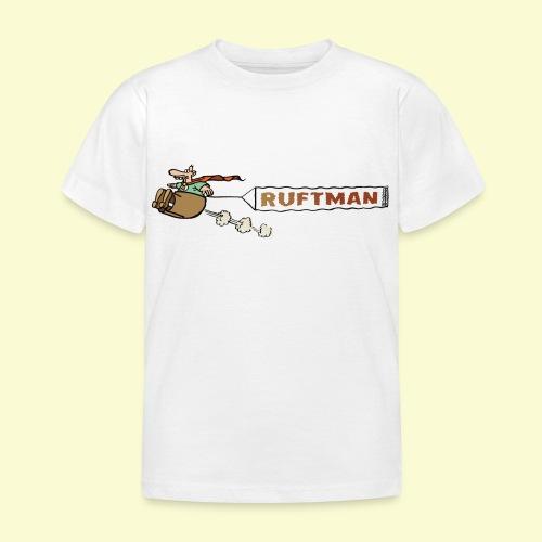 DIRKJAN Rruftman - Kinderen T-shirt