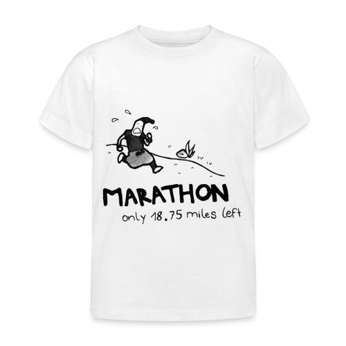 marathon-png - Koszulka dziecięca