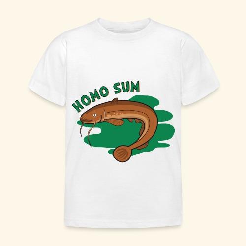 Homo sum ;) - Koszulka dziecięca