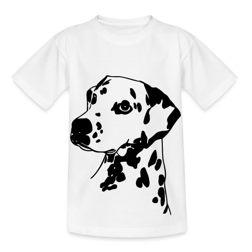 Dalmatiner 004 - Kinder T-Shirt