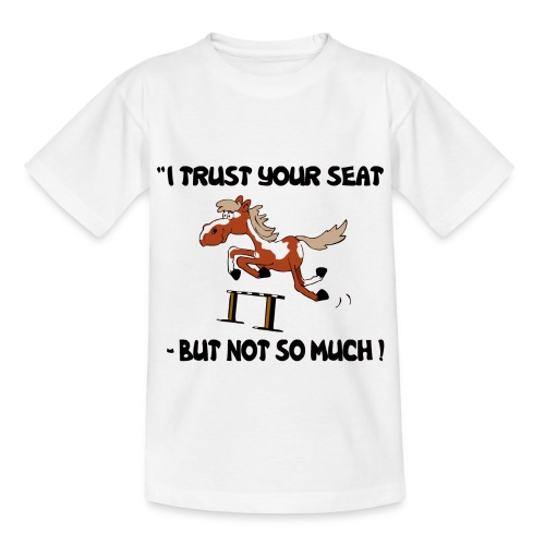 I trust your but not soo much - Kinder T-Shirt