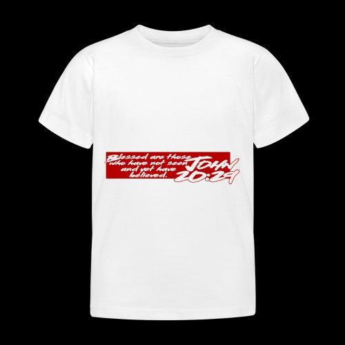 OVER REASON 2 - Camiseta niño