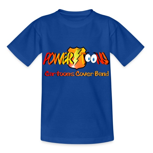 PowertOOns Logo Ufficiale - Maglietta per bambini