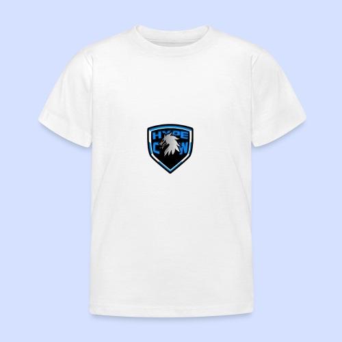 HypeCw logo (Silver) - Kids' T-Shirt