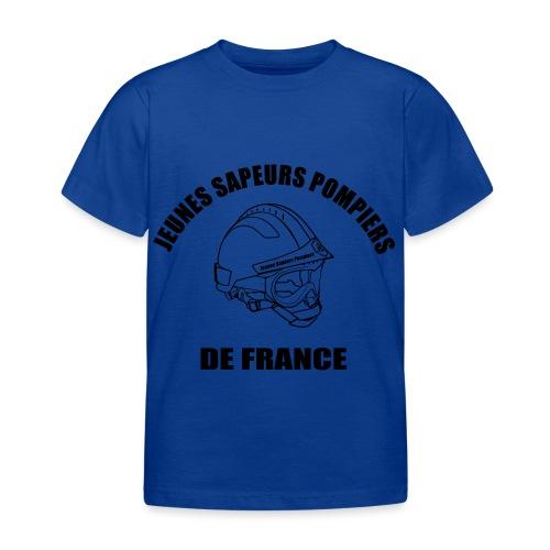 Jeunes Sapeurs Pompiers de France - T-shirt Enfant