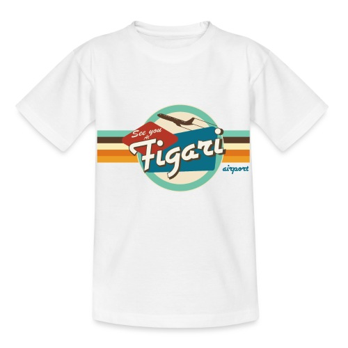 see you at figari - T-shirt Enfant