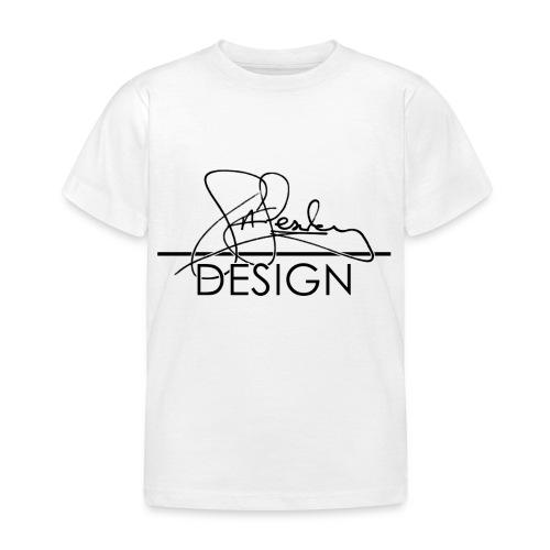 sasealey design logo png - Kids' T-Shirt