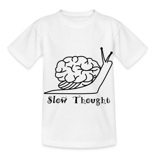 SlowThought - Kinder T-Shirt
