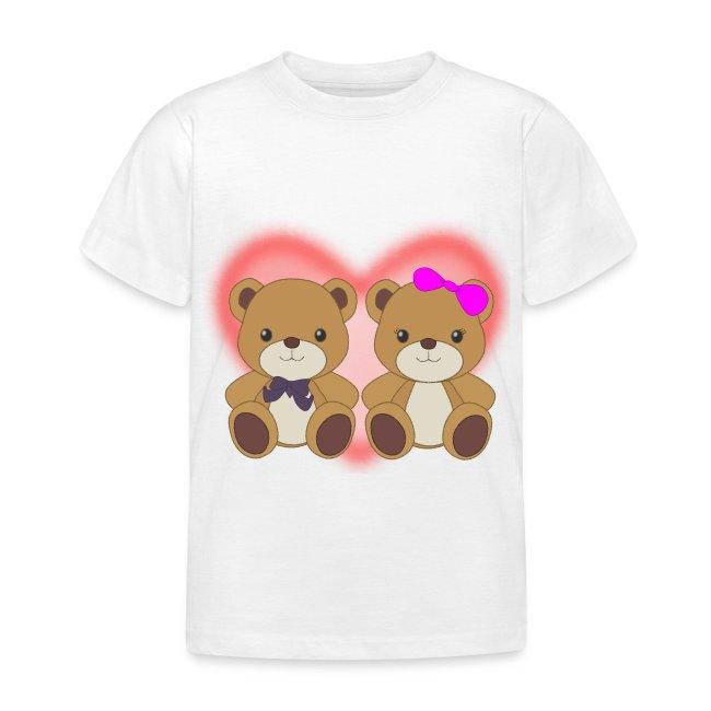 Orsetti con cuore