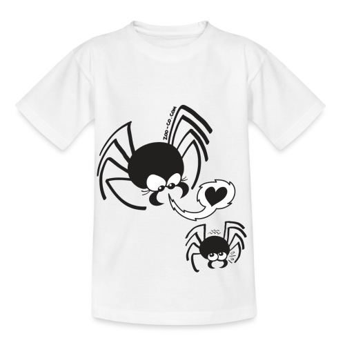 Dangerous Spider Love - Kids' T-Shirt