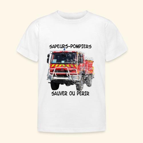 ccf sauver ou perir - T-shirt Enfant