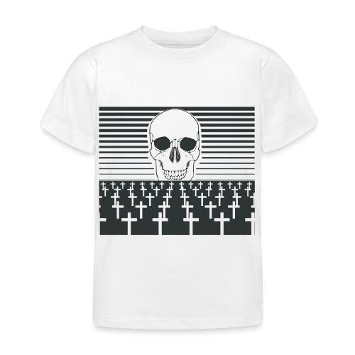 cimetière - T-shirt Enfant