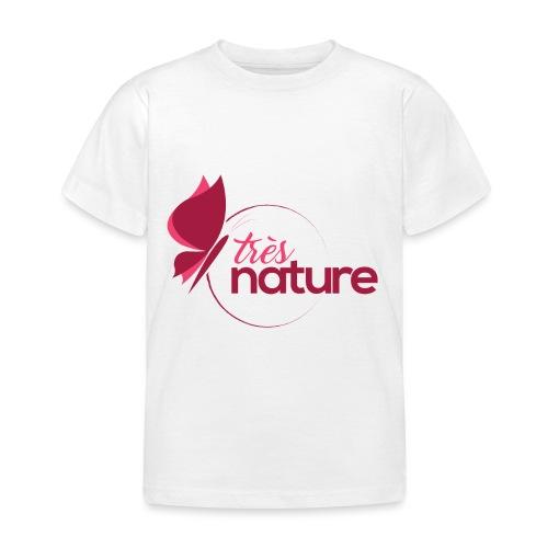 rond_rose_pap_sac - T-shirt Enfant
