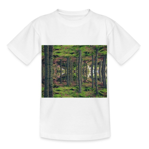 Forest state of mind. - T-shirt barn