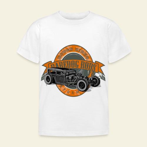 Raredog Rods Logo - Børne-T-shirt