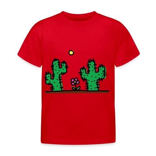Cactus - Maglietta per bambini