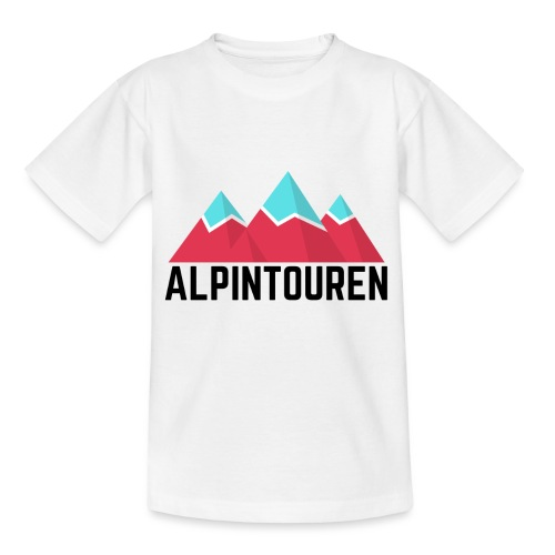 Alpintouren - Kinder T-Shirt