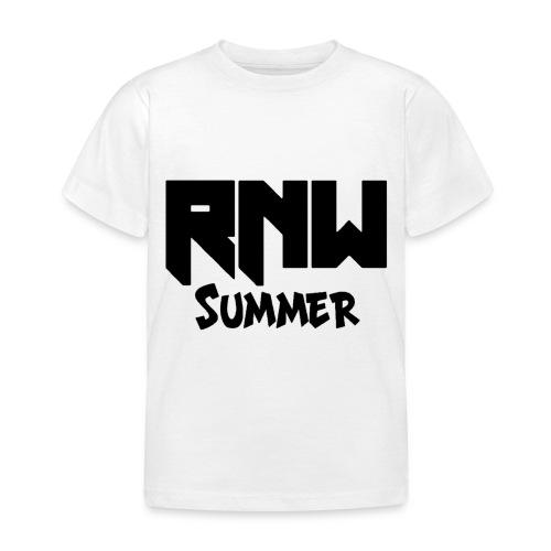 RNW-Summer - T-shirt Enfant