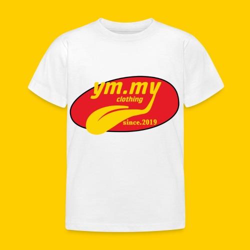 YM.MY clothing LOGO - Kids' T-Shirt