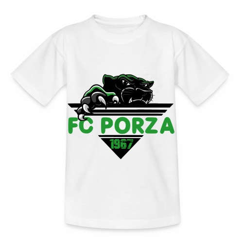 FC Porza 1 - Kinder T-Shirt