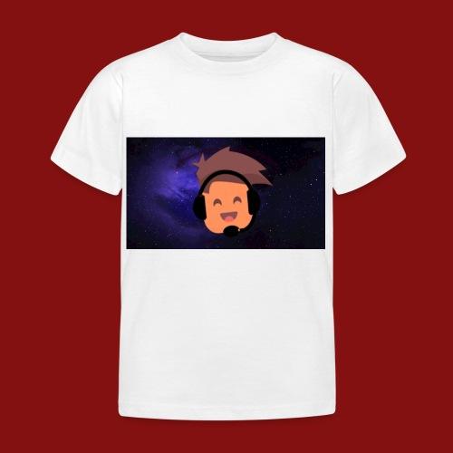 ProfilBild RymdBakgrund - T-shirt barn